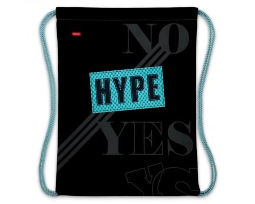 Мешок для обуви Hatber 1 отделение HYPE для мальчика