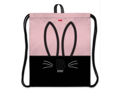 Мешок для обуви Hatber 1 отделение Bunny для девочки