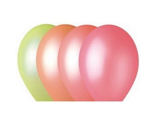 """Воздушные шары Неон 10"""" ассорти 1шт."""